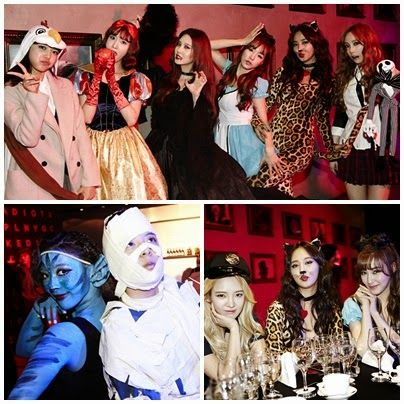 37 best SM Entertainment Halloween Party! images on Pinterest ...