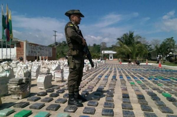 5/16/2016 COLUMBIA: Colombia seizes 8.5 tons of cocaine from Clan Úsuga drug gang - UPI.com