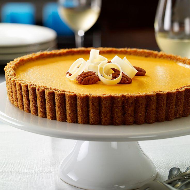 Découvrez la recette Gâteau d'Halloween à la citrouille sur cuisineactuelle.fr.