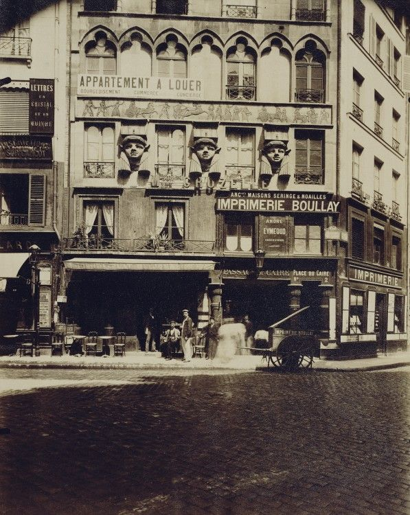 Le Paris de 1900 par Atget