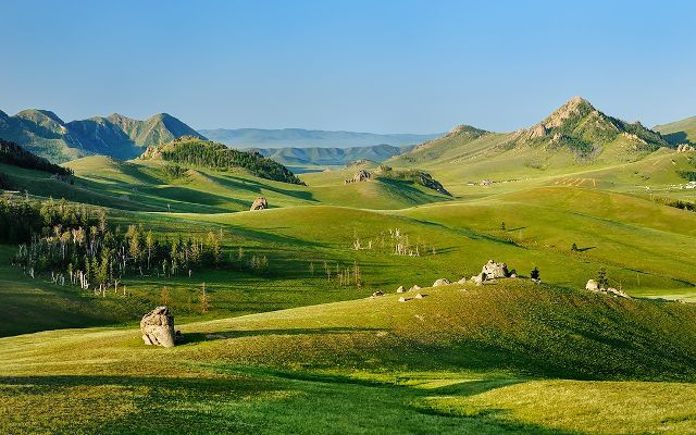 Mongolia conjures up images of romantic, rugged mountain ranges, wild horses roaming open plains, andembroidered yurts—all things that make the East Asian country truly...