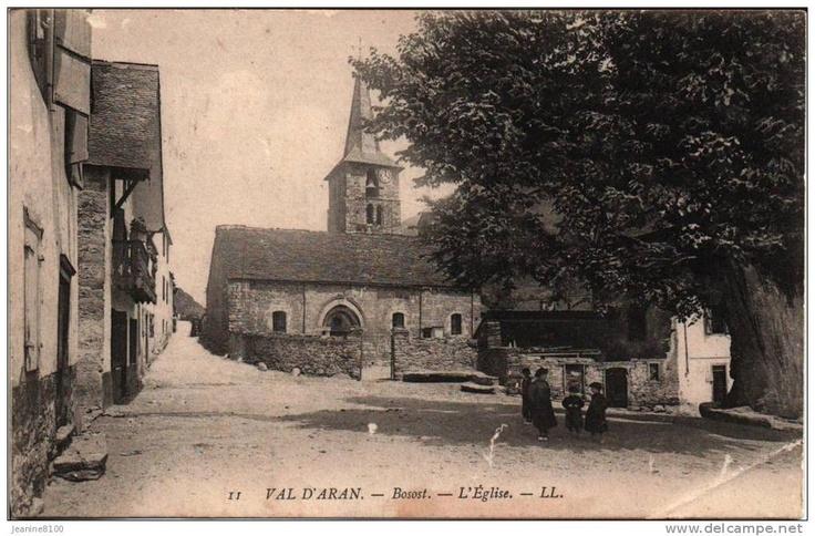 Bossòst, 1908