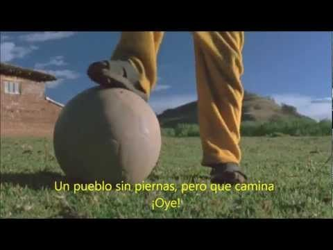 Calle 13 - WOW! Great Video.Latinoamerica Video Oficial  Alta Calidad HD Con Letra  Very easy for novice/high to understand because of pace & subtitles