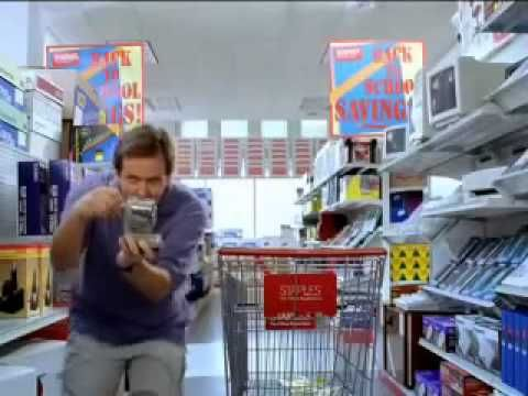 Back to School Funny Staples Commercial