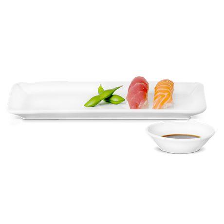 Grand Cru Set: Square plate and bowl #Rosendahl www.rosendahl.com