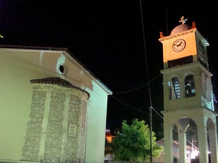 ο Άγιος Σπυρίδωνας