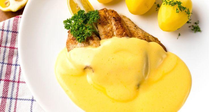 Hollandi mártás alaprecept: Egy tökéletes hollandi mártás alaprecept! Lehet tejszínesen, és vizesen is készíteni. Mindkét változat tökéletes, ez a vizes változat. Könnyű, krémes, és nagyon finom! Kiváló mártás halakhoz, és zöldségekhez!