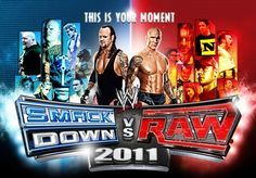 WWE SmackDown vs. Raw 2011 iSO PPSSPP Android Download | Smackdown vs raw  2011, Download games, Wwe game download