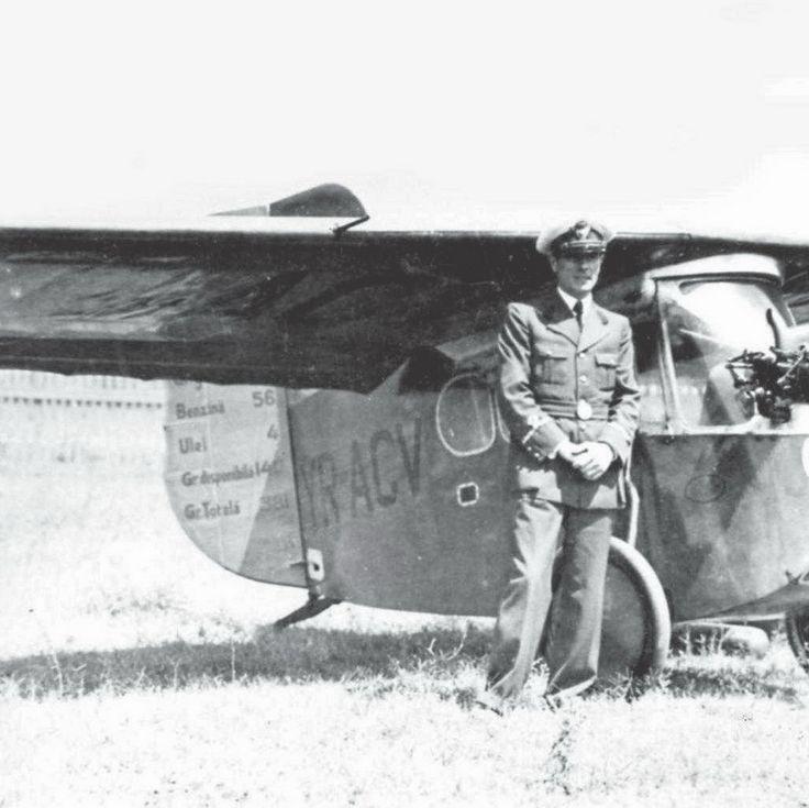 Stabiloplan Tip IV (1933) - flying wing by Romanian inventor Filip Mihail