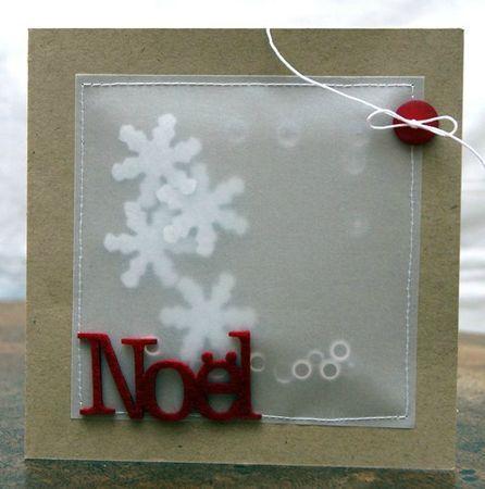 Carte de Noël - Christmas cards