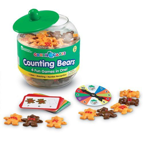 Learning Resources Goodie Games Counting Bears Learning R…