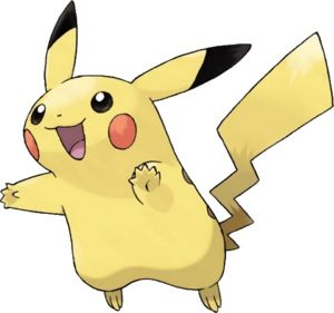 Pikachu is an Electric type Pokémon introduced in Generation 1. It is known as the Mouse Pokémon.