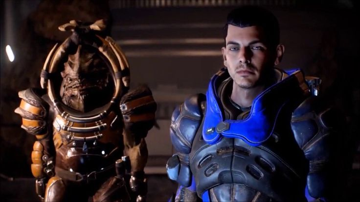 5 years + $40M = Mass Effect Andromeda Glitches -  What Went Wrong Here ?