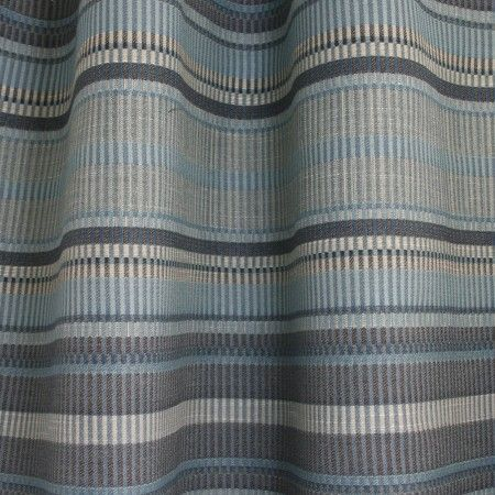 Home Decor Fabrics Otomis - Stripe Blue   Fabricville