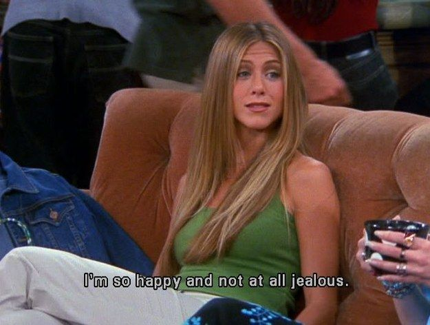 """When Monica and Chandler got engaged: 