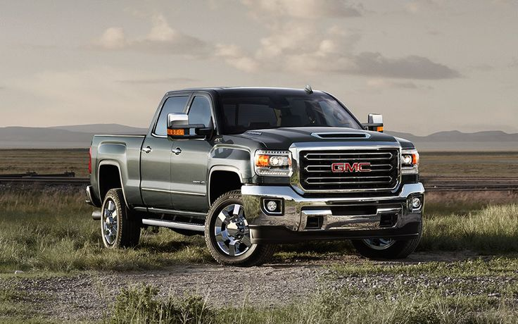 The 2017 GMC Sierra 3500HD's available advanced safety technology provides peace of mind.