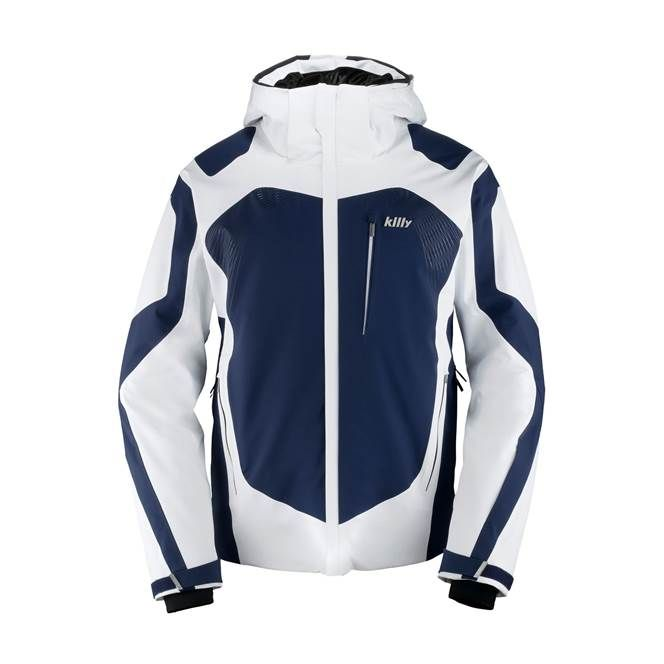 Killy Spartacus Mens Jacket in Midnight Blue/White £849.00