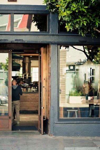 FOURBARREL coffee shop // San Francisco, CA