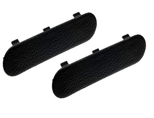 1997-2004 Corvette Door Panel Access Cover Plug (2 Pieces). For product info go to:  https://www.caraccessoriesonlinemarket.com/1997-2004-corvette-door-panel-access-cover-plug-2-pieces/