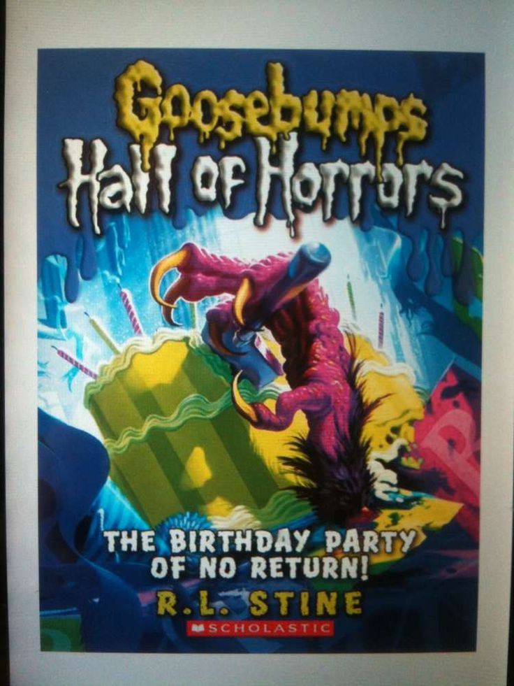 1000 Images About Goosebumps Cakes On Pinterest Shops