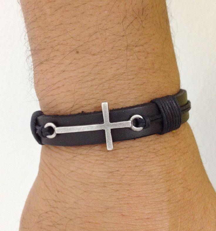 Mens bracelets pulseira masculina