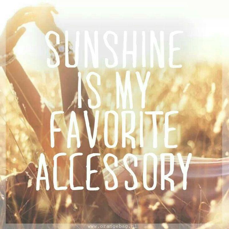 ☮ American Hippie Quotes ~ Sunshine