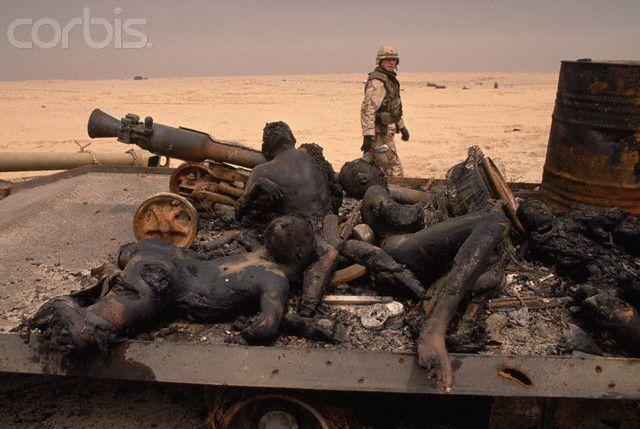 Bodies dead us soldiers