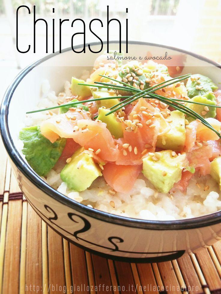 Eccomi qui con una nuova ricetta Giapponese……Dai su ormai mi conoscete xD sono in fissa con le ricette asiatiche e non. Beh questo piatto e semplice e molto italianizzato,quindi non dis…