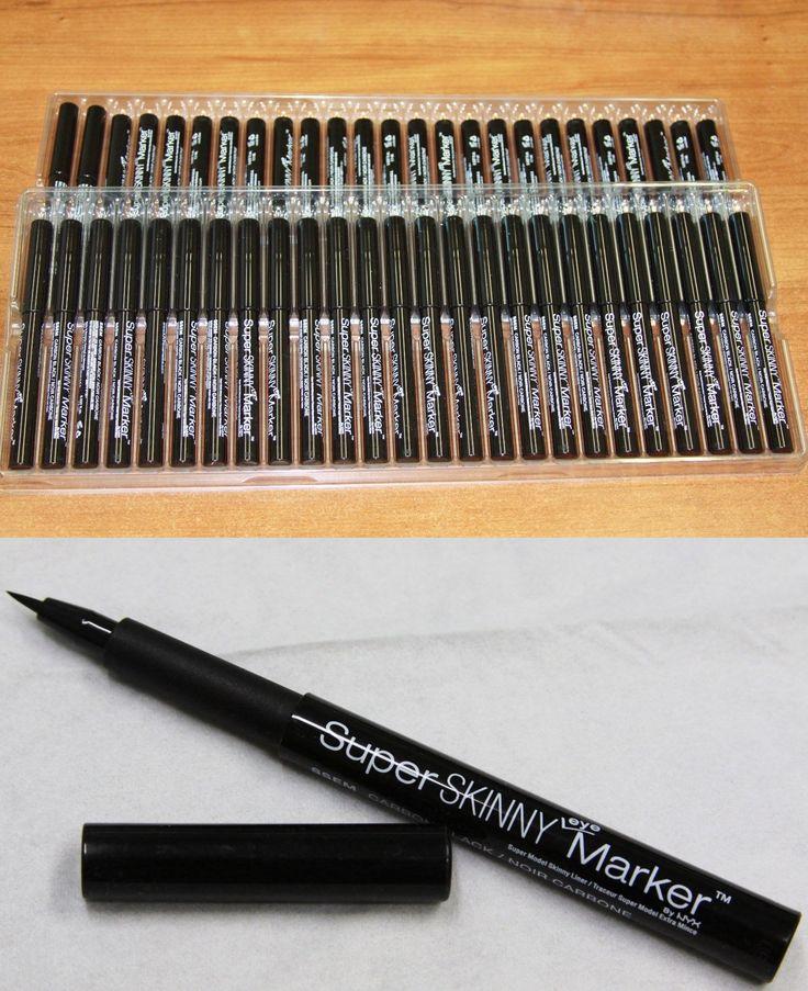 wholesale Makeup: 50X Wholesale Cosmetics Nyx Super Skinny Eye Marker Eyeliner -> BUY IT NOW ONLY: $99 on eBay!