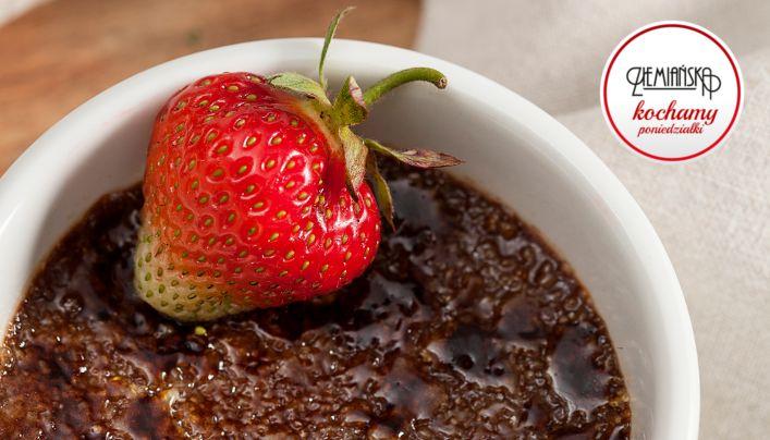 A Ty, ile łyżeczek czekoladowego kremu brulee potrzebujesz, żeby tydzień rozpocząć z uśmiechem? :) www.ziemianska.pl
