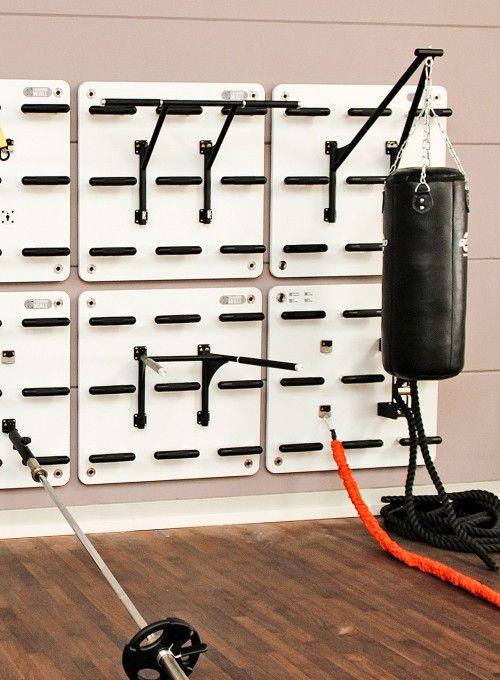 410 best Home: Garage, Gym, Mancave images on Pinterest | Exercise ...