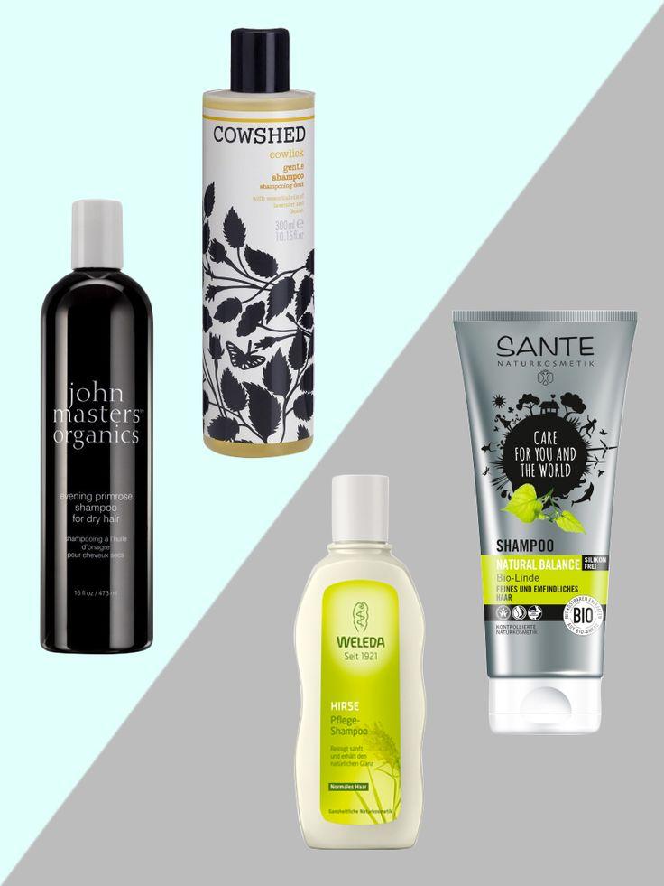 Green Washing für Einsteiger – die 10 besten Bio Shampoos