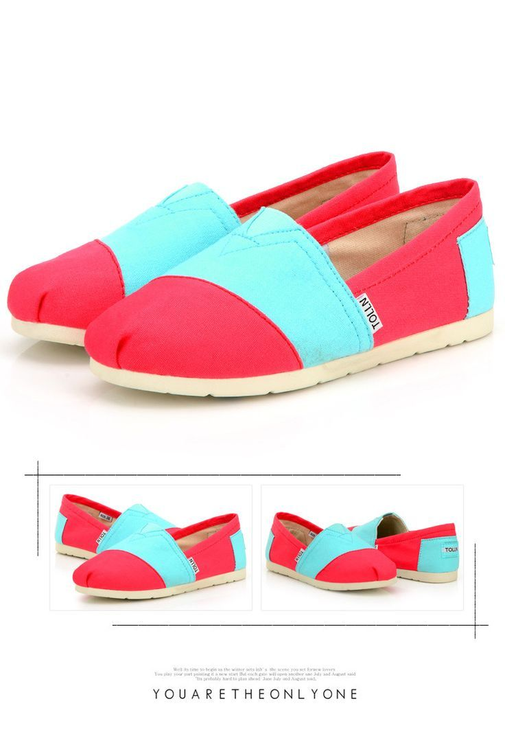 Comfortable New Arrival Toms Women Shoes ...