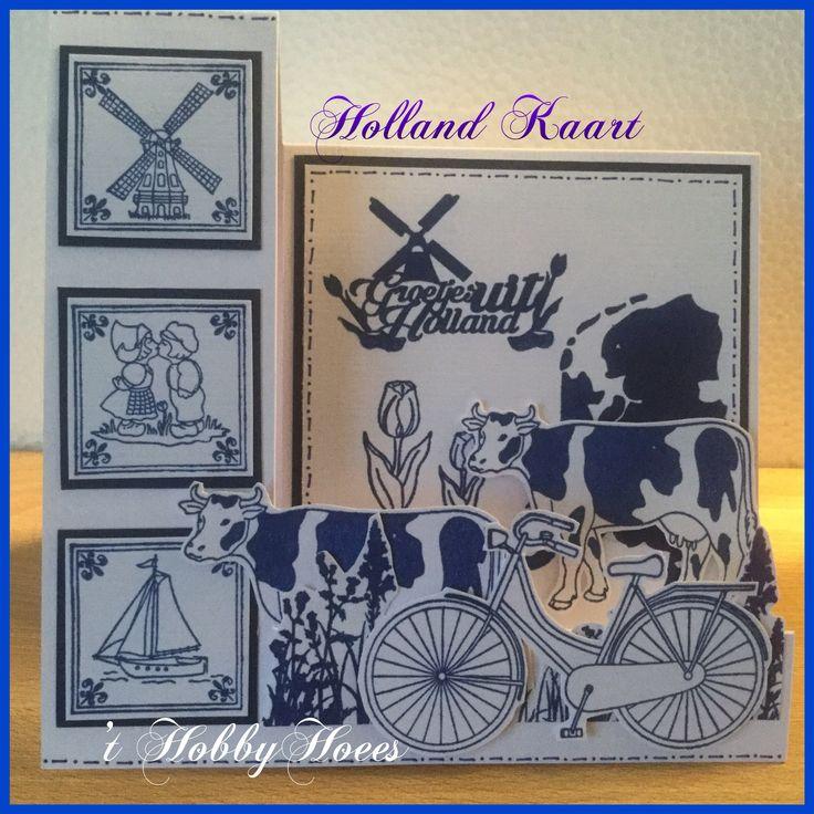 Holland Kaart. 't HobbyHoees 20 juni 2016