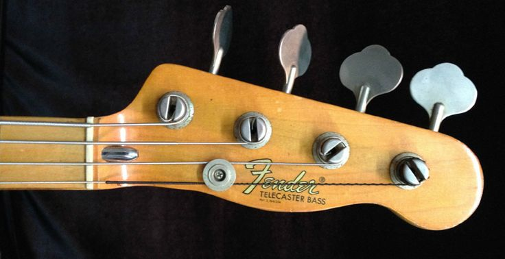 Guitar Blog Fender Telecaster Bass from the CBS era, circa 1972 - küchenstudio hamburg wandsbek