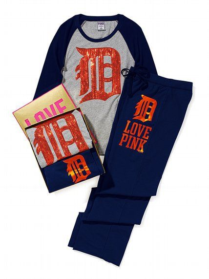 Detroit Tigers Sweats.. PLEASE PLEASE PLEASE! SOMEONE BUY ME THIS!!