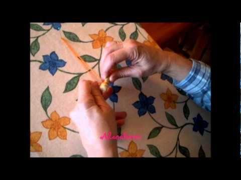Hojas de Guipur - YouTube