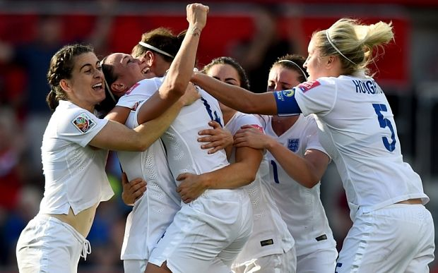 Lucy Bronze - Norway Women 1 England Women 2, match report: Lucy Bronze seals comeback to set up quarter-final with Canada
