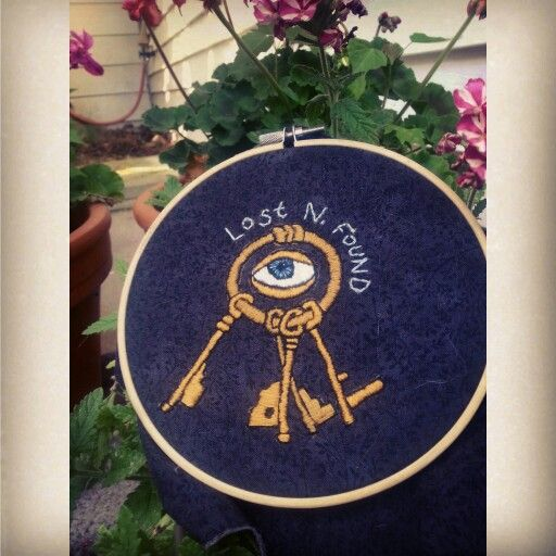 Lost N.Found Patch by Pickles LaVey