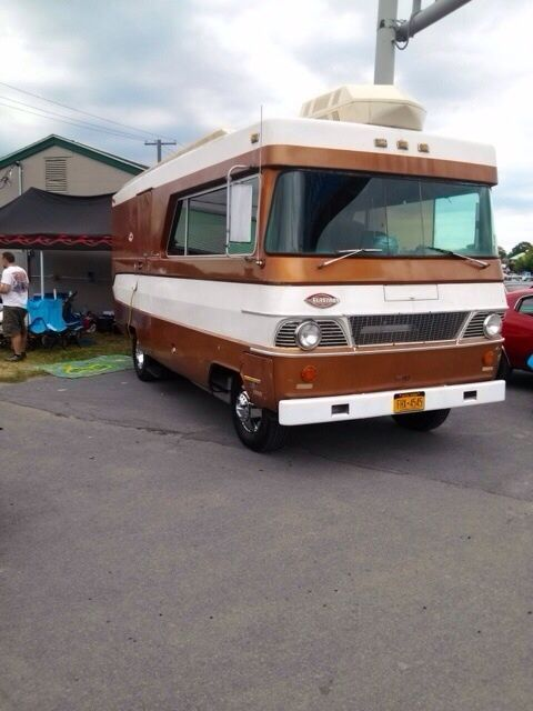 Rv: Campers, Rv Campers And Van