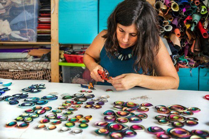 Beatriz Constán apuesta por la sostenibilidad también en la moda y los complementos