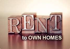 Finding a rent-to-own house is one of the many ways someone with bad or no credit can buy a house. You will often find them called names like lease/options, lease with option to buy, lease purchase, lease 2 purchase, rent with option to buy, rent to own, or rent to buy homes. There are a few differences between rent-to-own and lease-option agreements, although many people use the terms interchangeably.