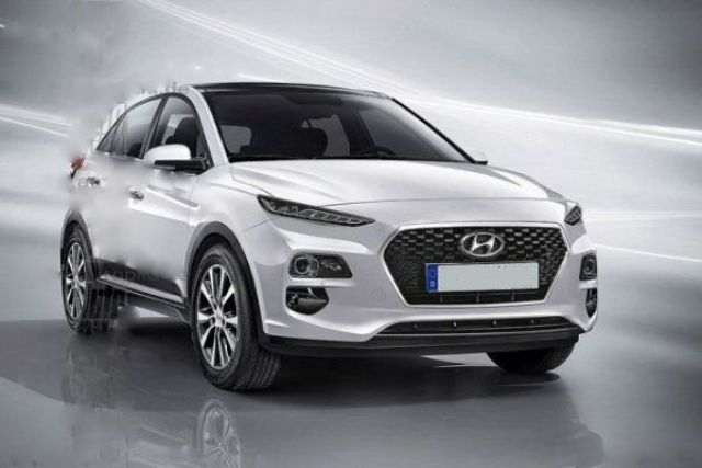 2018 Hyundai Kona Leaked Photos