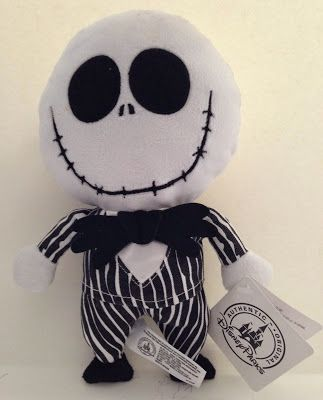 Goth Shopaholic: Get Ready to Squeal at These Adorable Nightmare Before Christmas Toys for Toddlers - Disney Jack Itty Bitty