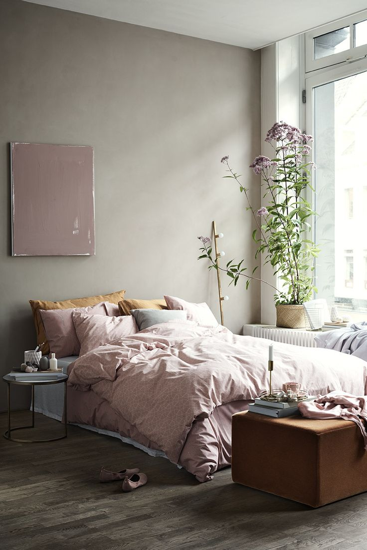 A pink & dreamy H&M bedroom
