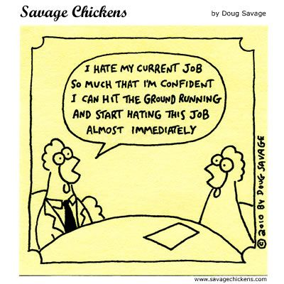 Exceptional NEVER Complain About A Previous Employer During An #interview. This May Be  The Impression