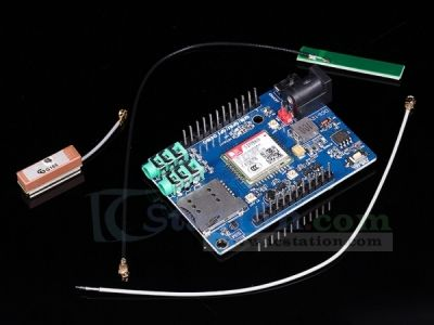 SIM868 SIM Development Board GPRS GSM GPS Bluetooth Module Core Board Shield with Antenna for Arduino/STM32/51