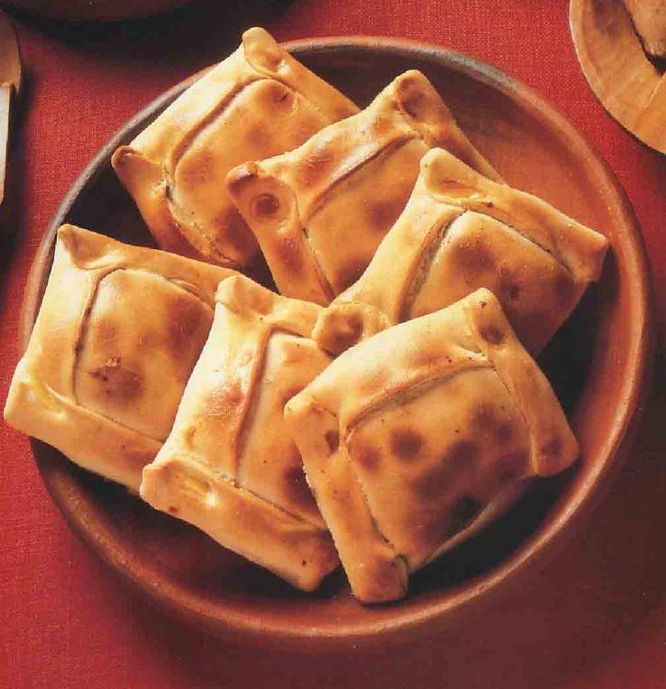 Ahora que juega #Chile sorprende a tus invitados con unas deliciosas empanadas chilenas hechas en casa.
