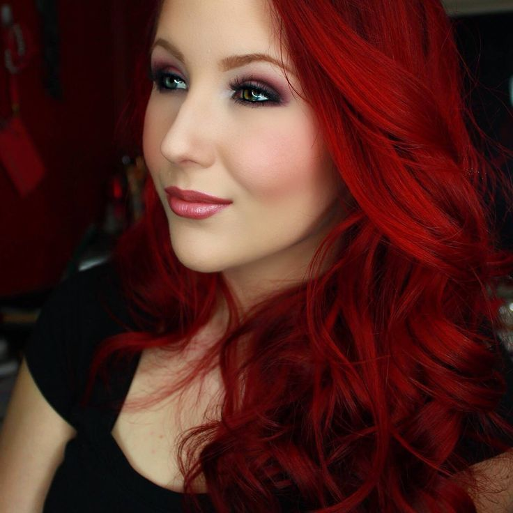 Tips for maintaining red hair! ❤️