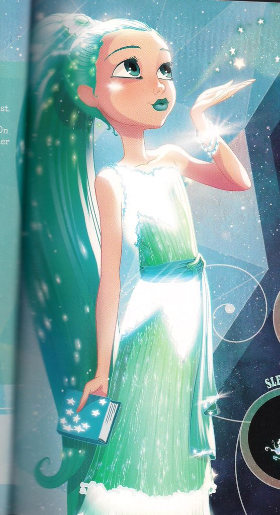 Wisher's Guide Images: Part 1 - Disney's Star Darlings